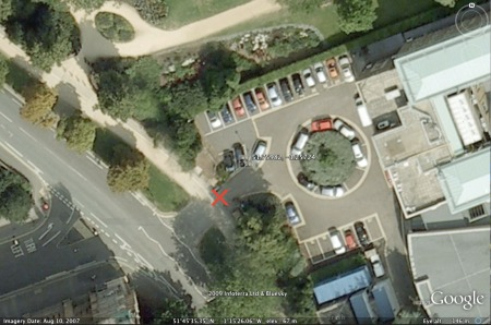Google Earth Imagery